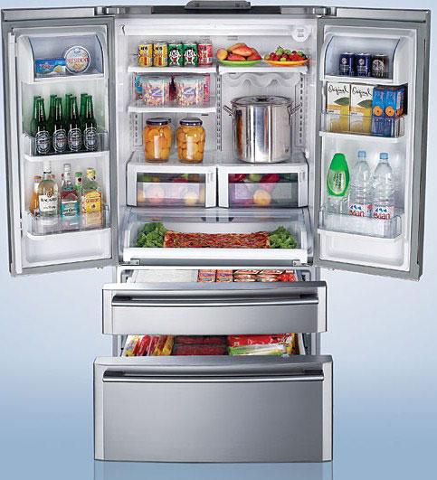 refrigerator-haier
